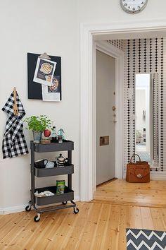 Kr uter und pflanzenleiter vega haushalt k che pinterest - Jardin vertical interior ikea rouen ...
