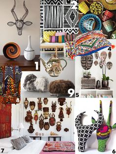 Interieurtrend: Afrika - Residence