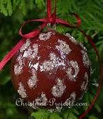 kid craft cheistmas ornaments - Bing Images
