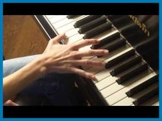 How to play G Major Scale on the Piano