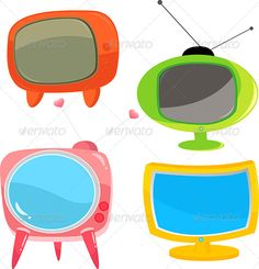 Realistic Graphic DOWNLOAD (.ai, .psd) :: http://jquery.re/pinterest-itmid-1005615983i.html ... Television ...  background, cartoon, colorful, copyspace, cute, design, display, drawing, electronics, entertainment, group, icons, illustration, industry, isolated, media, set, televisions, tubes, tv, vector, vintage  ... Realistic Photo Graphic Print Obejct Business Web Elements Illustration Design Templates ... DOWNLOAD :: http://jquery.re/pinterest-itmid-1005615983i.html