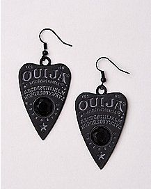 Find fun and cool fashion earrings from Spencer's here. Shop CZ earrings, hoops, and more for both men and women. Funky Earrings, Funky Jewelry, Gothic Jewelry, Cute Jewelry, Dangle Earrings, Jewelry Accessories, Geek Jewelry, Pendant Necklace, Mode Steampunk