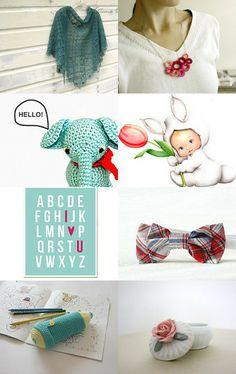 Fresh gift ideas! by Elena Novikova on Etsy--Pinned with TreasuryPin.com