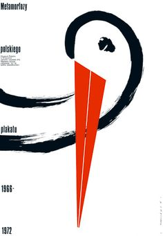 Mieczyslaw Wasilewski, The Metamorphosis of the Polish Poster exhibition poster, 1991