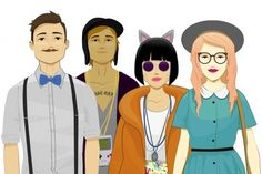 [Set The Trend] Hipsters and co : Analyse du phénomène | HYPE PLAYGROUND