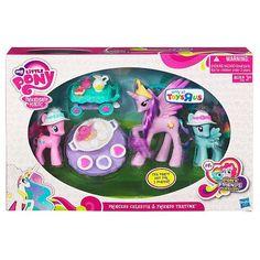 My Little Pony Pony Friends Forerver Figures - Princess Celestia & Friends Tea Time Set My Little Pony http://www.amazon.com/dp/B008SCH4DI/ref=cm_sw_r_pi_dp_LMzpwb0VTQVW8
