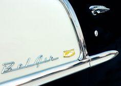 1955 Chevy Bel Air   www.rocketlandphoto.com   #chevy #classic #retro #chrome #belair