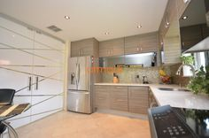 Pinshyam Nagarajan On Kitchen Interior Ideas  Pinterest Mesmerizing Kitchen Cabinets Miami Inspiration Design