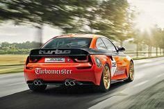 BMW hat den 2002 Hommage weiterentwickelt und Turbomeister getauft. Die Studie auf M2-Basis könnte einen Ausblick auf den M2 CSL geben!