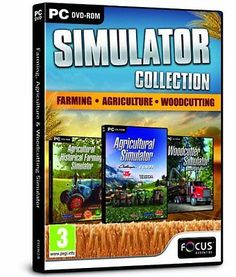 Farming, agriculture and #woodcutting #simulator triple pack (pc dvd) #(new) - (f,  View more on the LINK: 	http://www.zeppy.io/product/gb/2/322248898909/