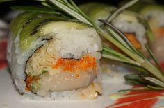 Rolls from Sumou Sushi in Bayshore, NY