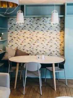 Jurnal de design interior: 3 camere într-un apartament funcțional de numai 52 m² din Paris