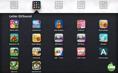 More Apps for Letter ID and Letter Sounds