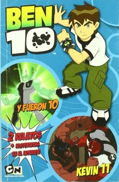 Ben 10 / [adaptación de Barry Hutchison de las series animadas] Medialive, 2009