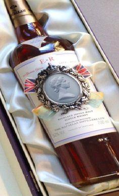 Macallan Diamond Jubilee Whisky.