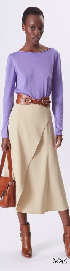 Resort 2016 Ralph Lauren. women fashion outfit clothing stylish apparel @roressclothes closet ideas