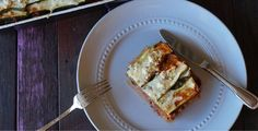 Paleo Lasagne from Eat Drink Paleo the cookbook.