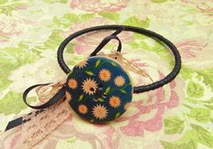 Handmade By Random Button - - Jewellery