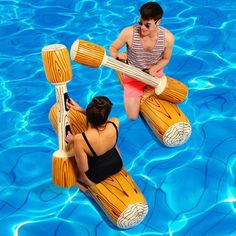 Cheap pool float, Buy Quality pool float toys directly from China water sports Suppliers: 4 Pieces/set Joust Pool Float Game Inflatable Water Sports Bumper Toys For Adult Children Party Gladiator Raft Kickboard Piscina Inflatable Pool Toys, Inflatable Float, Inflatable Bouncers, Giant Inflatable, Pool Toys For Adults, Pool Floats For Adults, Bumper Pool, Cool Pool Floats, Swimming Pool Toys