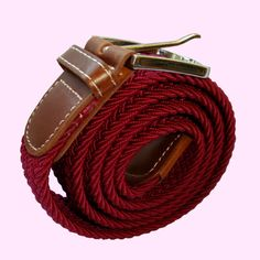 Plain Woven |Fabric | Elasticated Belt | Silver Toned Buckle| Wine | Bassin and Brown – Bassin And Brown Metal Buckles, Belt Buckles, Brown Belt, Woven Fabric, Belts, Great Gifts, Stylish, Wines, Silver