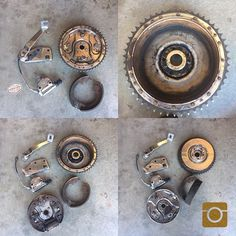OEM 41400-58 juice brake set up. Everythings in good condition. Nice old chrome. Comes with a good used set of brake shoes. Needs a new wheel cylinder. $300 + $25 shipping. DM or (928) 899-9780. #kickerparts #sissybarsrule #thechopmeet #chopperswapper #chopperparts #harleyparts #choppershit #knucklehead #panhead #shovelhead #ironhead @chopperswapper