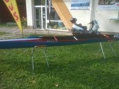 C1 Vintage III F  2.200 EUR Used Kayaks, Picnic Table, Canoe, Kayaking, Vintage, Home Decor, Kayaks, Decoration Home, Room Decor