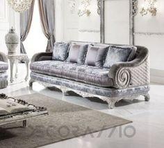 #sofa #design #interior #furniture #furnishings #interiordesign #designideas диван Keoma Classic, Gloria_215