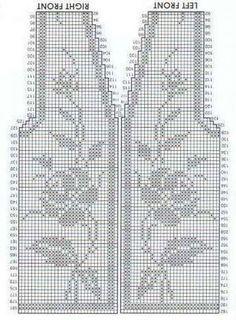 Summerslipperscrochet share knit and crochet crochet shawl scarf quot; Crochet Patterns Filet, Crochet Tunic Pattern, Crochet Blouse, Crochet Stitches, Knitting Patterns, Vintage Pattern Design, Vintage Sewing Patterns, Fabric Patterns, Vogue Patterns