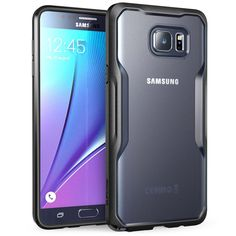 Supcase SUP-Note5-Unicorn-Frost/Black Samsung Galaxy Note 5 Case FrostBlack