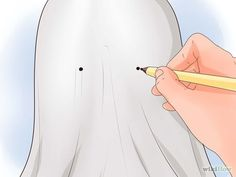 Image titled Make a Ghost Costume Step 4