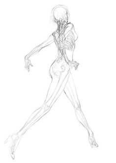 Figure Drawing Online is for those who wish to learn to draw the human figure. It offers detailed recorded drawing lectures and tutorials showing the drawing process in real time. Body Drawing, Anatomy Drawing, Anatomy Art, Human Anatomy, Life Drawing, Female Drawing, Gesture Drawing, Illustration Sketches, Drawing Sketches