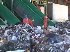 A Day in the Life of Your Garbage and Recyclabes~Video