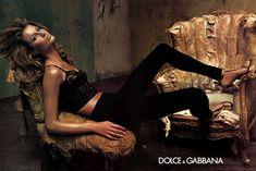 Dolce & Gabbana S/S 2003 Ad Campaign