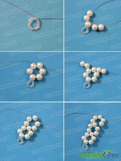 Bead basic patterns for the bracelet cord