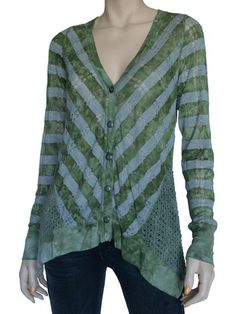 Scrapbook's Selena Cardigan inOlive from 42 Saint. I have it and love it!