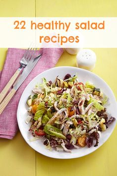 Quick and easy weeknight dinner ideas: 22 healthy (and affordable!) salad recipes to try