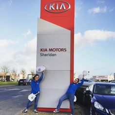The Street Team are blowing away so why not join them and take shelter in Sheridans Kia Cork Rd Waterford to see the new 2016 Kia Sportage exclusively! #SheridanKia #DriveHome #exclusive #preview #StreetTeam