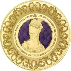 50 Euro Gold Sévres PP