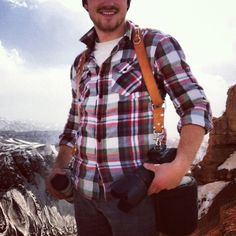 HoldFast Money Maker Camera Strap-going all over the globe! #holdfastgear #camerastrap #photography