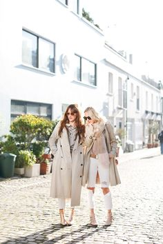 Why Every Wardrobe Needs a Trench Coat - Belle & Bunty Blog