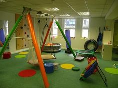 converting garage to autism room sensory - Google Search