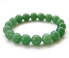 10mm Green Jade Beads Tibetan Buddhis... (bestseller)