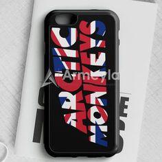 Arctic Monkeys Black And White iPhone 6/6S Case | armeyla.com