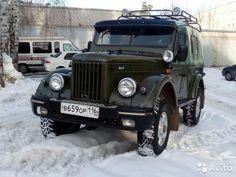ГАЗ 69, до 1960 купить в Республике Татарстан на Avito — Объявления на сайте Avito