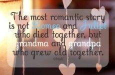 Romantic nspirational quotes