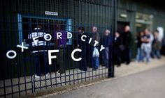 Oxford City FC managing director found dead at ground