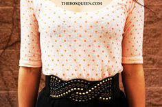 Boxqueen's Never Out of Style – Polka Dots | The Box Queen