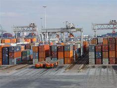 ECT overslag havens