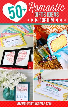I can't pick!  Cute boyfriend or hubby gifts.