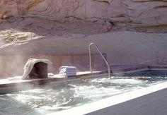 Amangiri Hotel de luxo em pleno deserto